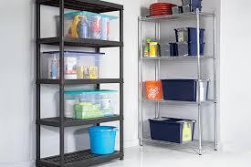 shelving units storage racks