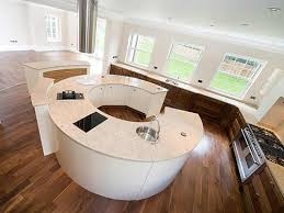 Image Of: Contemporary Custom Kitchen Island
