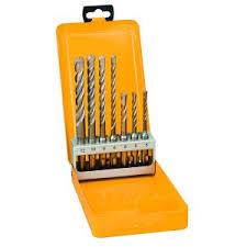 Купить DEWALT DT9701 <b>набор буров</b>, <b>SDS-plus</b> в металлическом ...