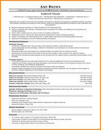 Resume For Nursing School - Embersky.me