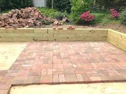 paver patio steps medium size of at install patio steps a over install installing s building paver patio steps paver patio steps construction
