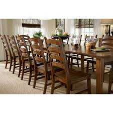 a america toluca ladder back dining side chair rustic amber set of 2 walmart