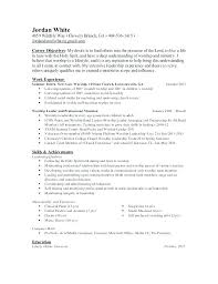 Pastoral Resume Template Avid Resume Template Pastoral Resume