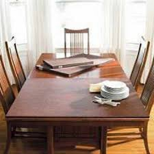 Dining Ideas Trendy Dining Room Table Pads Nj Round Table Pads