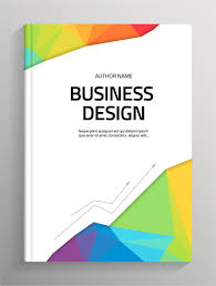 design for cover page brochure and book cover creative vector free