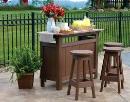 outdoor bar cart with cooler barn lights home depot door hardware kit