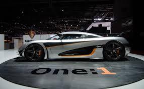The Koenigsegg One:1 Defines Speed & Power.