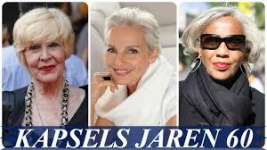 Kapsels Voor Vrouwen Van 60 Jaar 2018