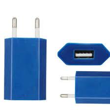 USB Wall Charger Mobile Phone Charger EU Plug Travel Home AC ...
