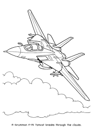 Blue Angels Jet Coloring Pages - Coloring Pages Ideas