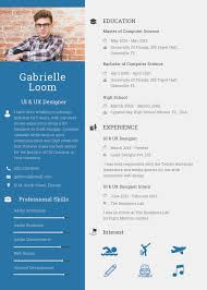 14 New Thoughts About Ui Designer Resume Resume Information