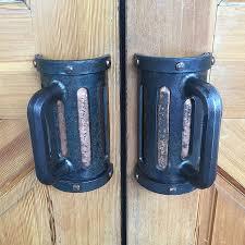 Image Drawer Pulls Diy Shower Remodeling Cool Door Handles Photo De Three Creeks Brewing Sisters
