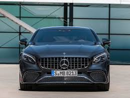 The s65 coupe manages 10.4 cubic feet in its trunk, while the convertible can only offer seven cubes with the top down. Mercedes Benz S65 Amg Coupe 2018 Picture 8 Of 12