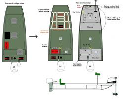25 best ideas about jon boat on pinterest aluminum bass boats switch panel for jon boat at Jon Boat Wiring Diagram