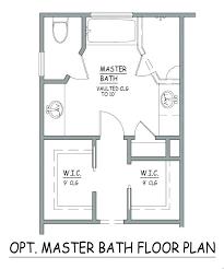 master bathroom floor plans. Simple Master Master Bathroom And Closet Layouts Bedroom Bath Floor Plans  Layout For Master Bathroom Floor Plans O