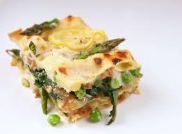Spring Lasagna