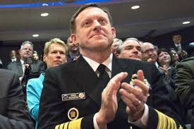 director of the national security agency mike rogers is pictured at a ceremony marking the 10th anniversary of the formation for the office of the director agency office literally disappears hours