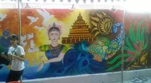 wall art painters in chennai