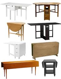 Types of Small Dining Table — SMITH Design