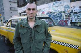 Taxi Driver Movie Style