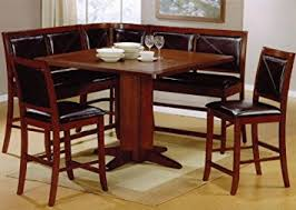 dining room chairs counter height. 6pc counter height dining table \u0026 stools set dark brown finish room chairs y