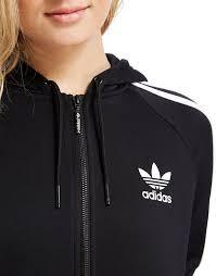 adidas hoodie. adidas originals poly full zip hoodie 0