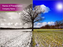Winter Powerpoint Summer And Winter Powerpoint Template Infographics Slides
