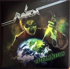 <b>Raven</b> - <b>ExtermiNation</b> (2015, Green, Vinyl) | Discogs