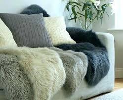 sheepskin rug costco sheep white large