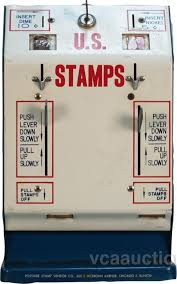 Stamp Vending Machines Fascinating CoinOp Countertop US Postage Stamp Vending Machine