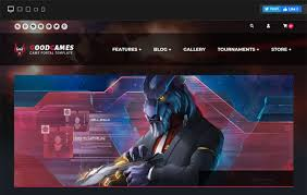 20 best free gaming templates