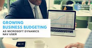 Growing Business Budgeting As A Microsoft Dynamics Nav User