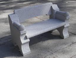 Granite Benches, Stone Benches, Granite Table For Garden