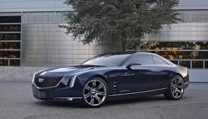 autocar new car release dates2013 Cadillac Elmiraj Concept  New Autocar Review