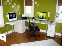 decorating work office ideas. Interior Small Home Offices Green Decorating Office Ideas Work Full Size Of . E