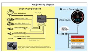 vdo gauge wiring solidfonts vdo viewline wiring diagram diagrams and schematics
