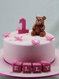 Baby Girl 1st Birthday Cakes Decoratis Customer Support Serviceus