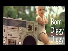 Bom Diggy Diggy Babies Dance Animated Baby Video Song YouTube Stunning Dam Degge Hndi Sung