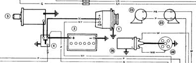 electrical info and wiring diagram the sprite forum austin screen shot alternator png