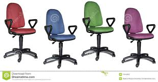 colorful office chairs. Plain Office Download Colorful Office Chairs Stock Photo Image Of Desk Green  1044952 On Office Chairs Q