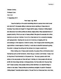 introduce yourself essay ese culture power point help how  introduce yourself essay ese culture