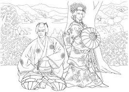 市川染五郎さん監修の歌舞伎ぬりえが本格的で美しい 勧進帳