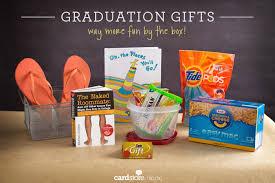 graduation gifts way more fun by the box card blog
