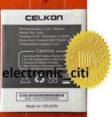 Celkon Battery For Celkon Q44 Mobile ...