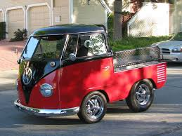 1960 Volkswagen Truck (Custom) 'VW DWARF' 1 | Short Bus | Pinterest ...