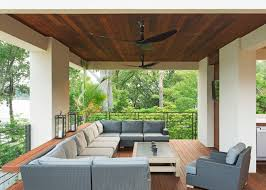 contemporary rustic modern furniture outdoor. Rustic Ceiling Fan Balcony Contemporary With Outdoor Lighting Modern Furniture