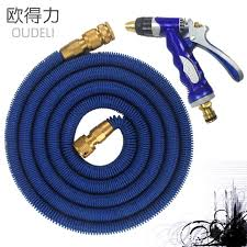 garden hoses. 2017 High Quality 25FT-100FT Garden Hose Expandable Magic Flexible Water Plastic Hoses E