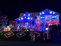 Delaware County Christmas Light Displays The Best Neighborhood Holiday And Christmas Displays In Delaware
