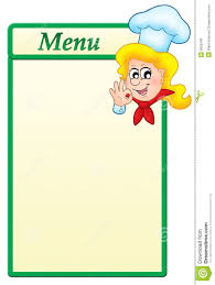 blank menu template free download free printable blank menu templates with 7 menu template 47911 free