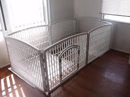 pet fence indoor simple